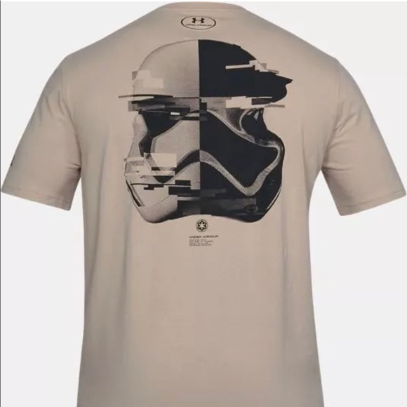 Under Armour Star Wars Stormtrooper Blueprint Tee 59b2f4fa5